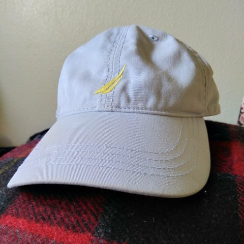 61f325a3 @lilzagna. last month. Yuba City, Sutter County, United States. Vintage  Nautica Dad Hat