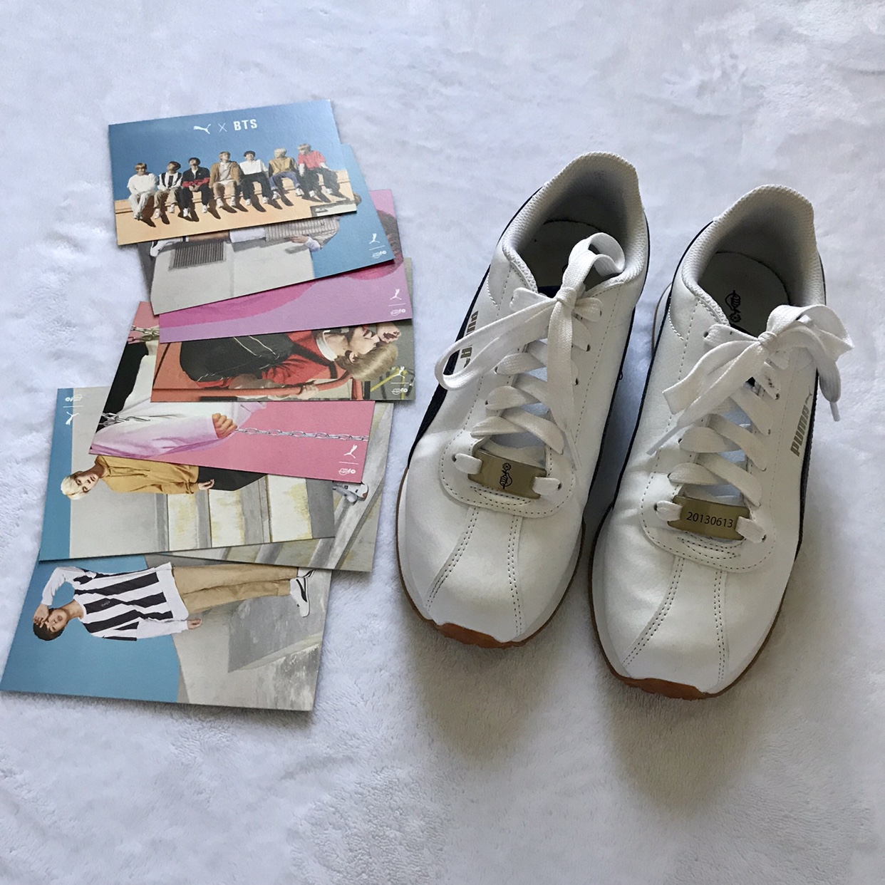 Puma x Bts Court Star Shoes – HALLYU MART