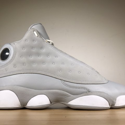 new product fe745 218fb  ljvictorio. 13 days ago. Concord, United States. Nike Air Jordan Retro 13  GS Wolf ...