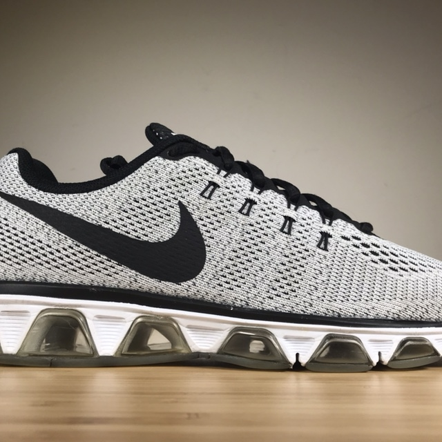best website 6bd9d 6d57e Nike Air Max Tailwind 8 White/Black 805941-101 Mens ...