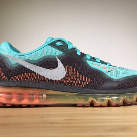 new style 562d0 83d7c  ljvictorio. 6 days ago. Pleasanton, United States. Nike Air Max 2014   Hyper Jade  621077-302 Mens Size 14.