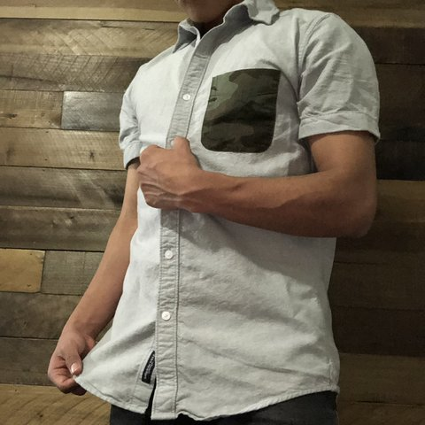 5c396cd47973 @andersonmejia. in 8 hours. Hillsboro, United States. AE Long Sleeve Oxford  Button Down Shirt.