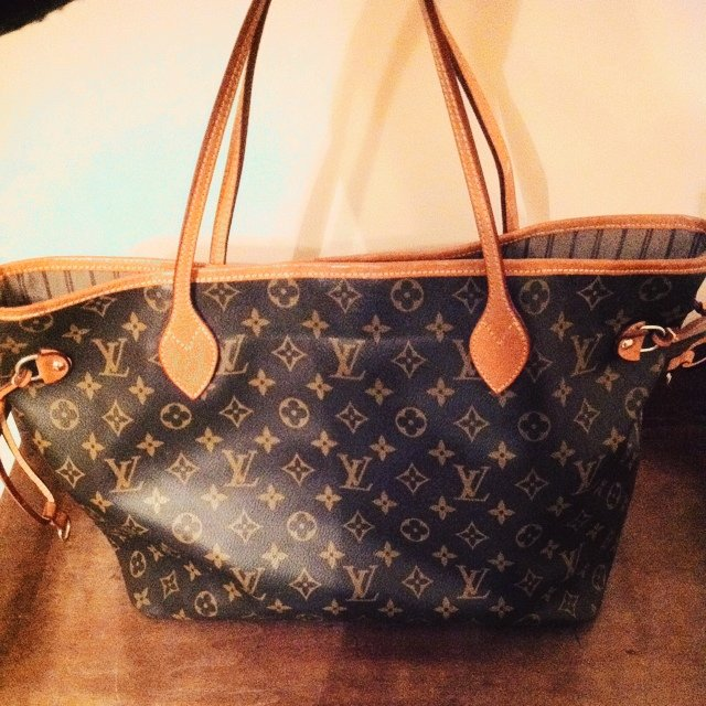 8242007f0e Borsa simil replica louis vuitton #neverfull #simil #replica - Depop