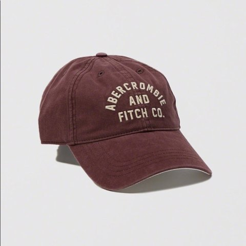 9025a0ce31f74 Abercrombie   Fitch Unisex adjustable logo cap. In the sold - Depop