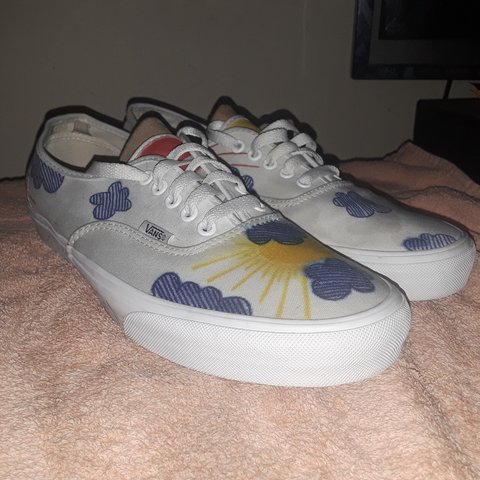 a6beee4ba13b39 VANS FOR SALE! These vans I stumbled upon seem to be and I i - Depop