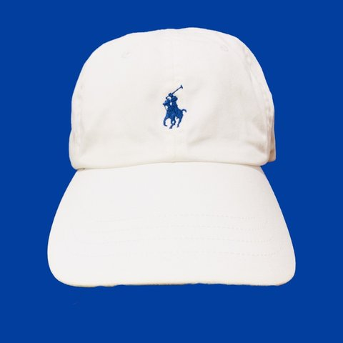 f3a4aa3082718 Genuine Ralph Lauren POLO hat. Brand New! No marks or Under - Depop