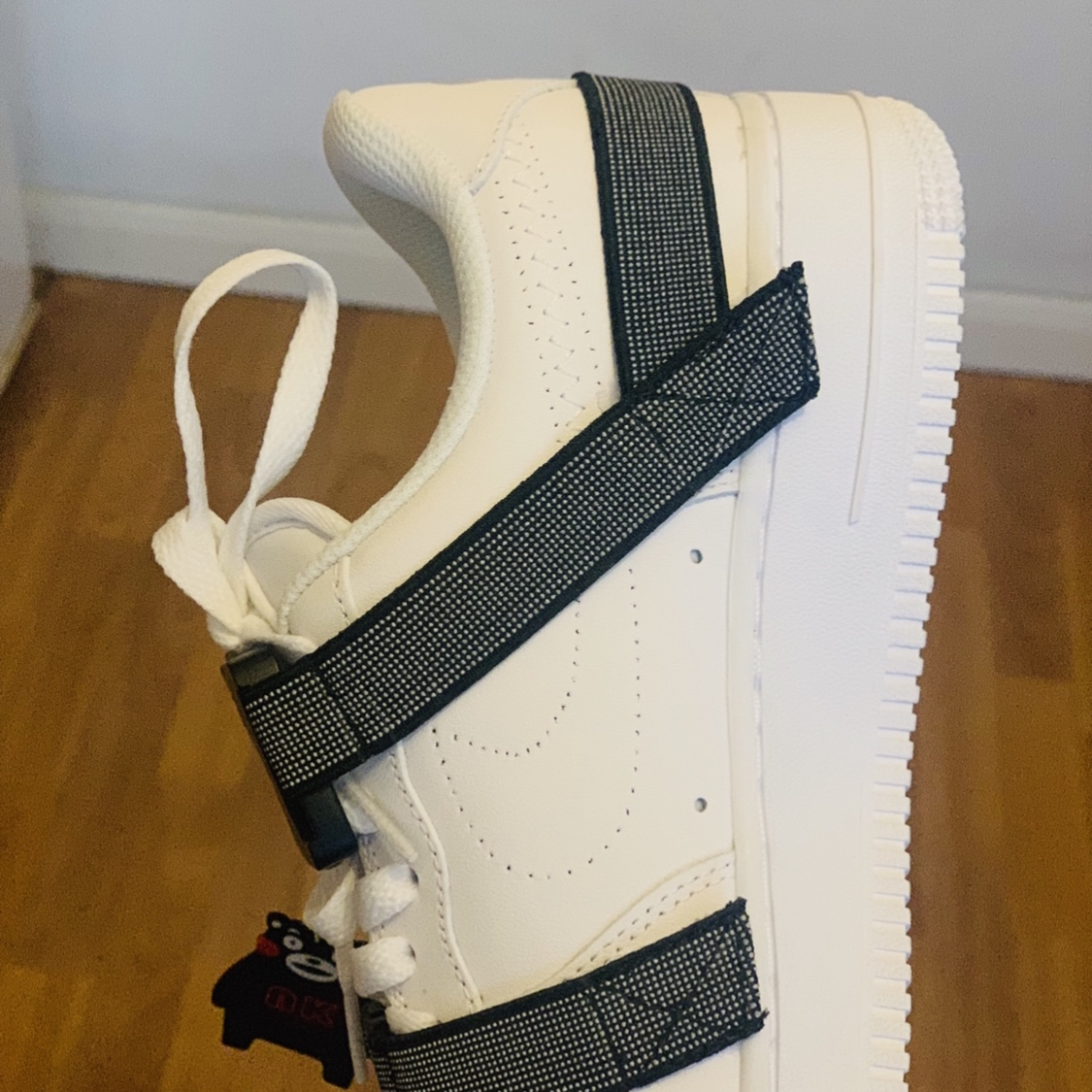 Custom Nike AF1 Prototype BP UTILITY with 3M