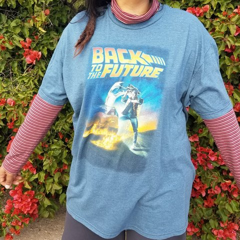 1a91243f7 @treasured_vibes. in 16 hours. California, US. 🚘BACK TO THE FUTURE | MOVIE  POSTER | Graphic Tee