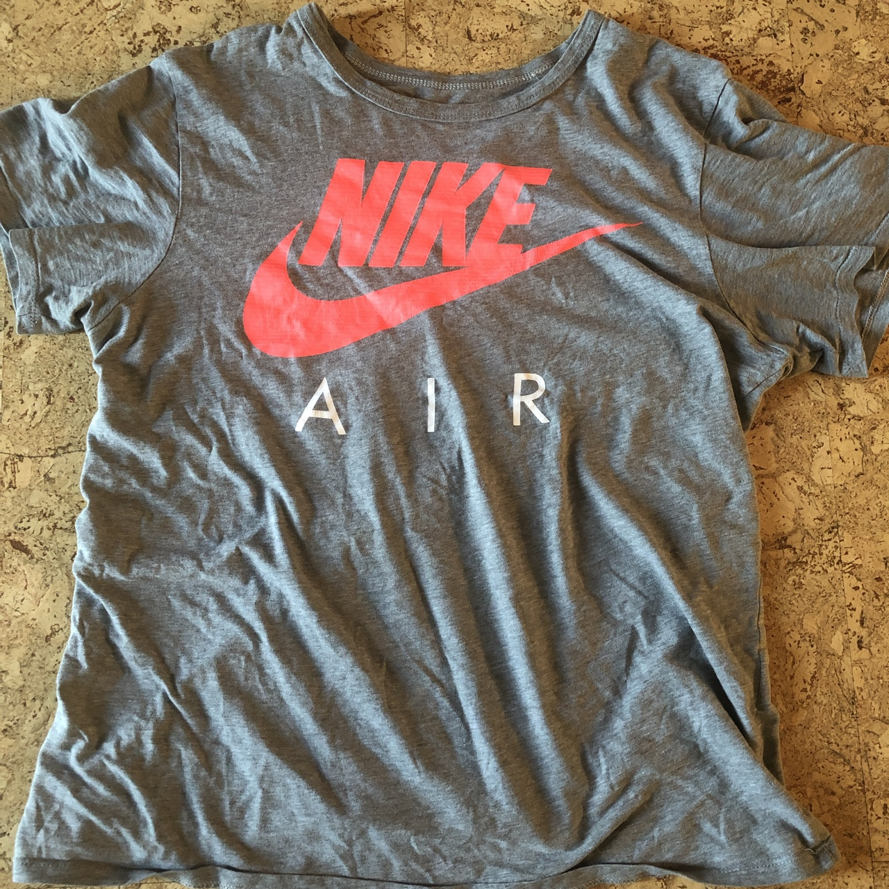 NIKE 6-7/10 Infrared t shirt by Nike