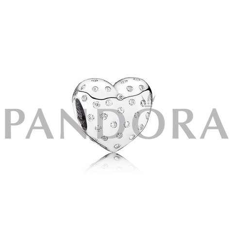 ce910a7a3 For sale is Pandora Sparkling Heart(The Official British RRP - Depop