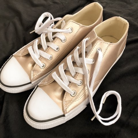 56a2800ad8a9 Brand New ~ Airwalk Rose Gold shoes ~ Women s Size 9 ~ are - Depop