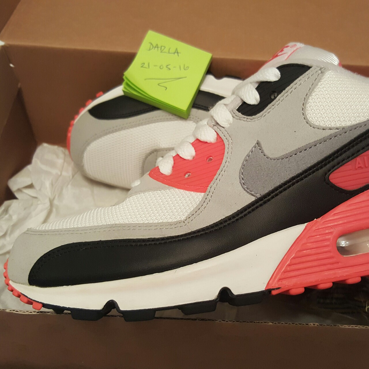 Nike Air Max 90 Og ' Infrared' With Discount Prices