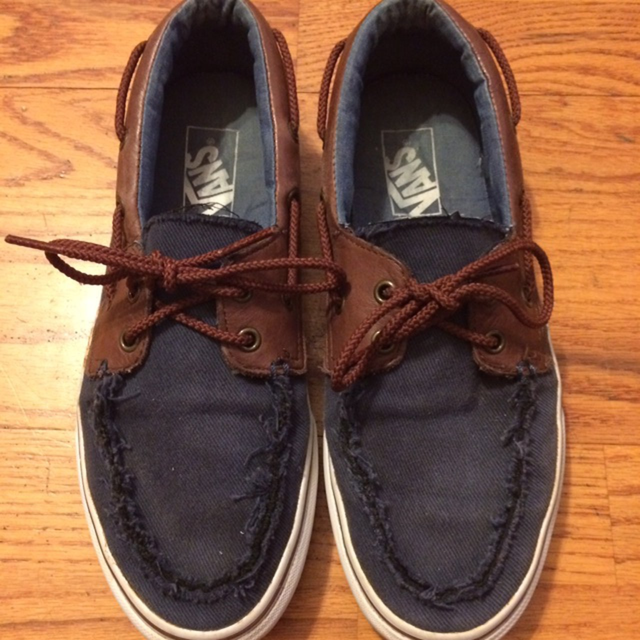 I've posted boat shoes, but how about skate shoes Depop