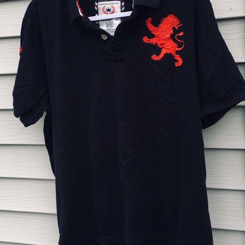 2f27b31ed Cactus Polo shirt Tag reads XXL but fits med-lg Shirt is 2 - Depop