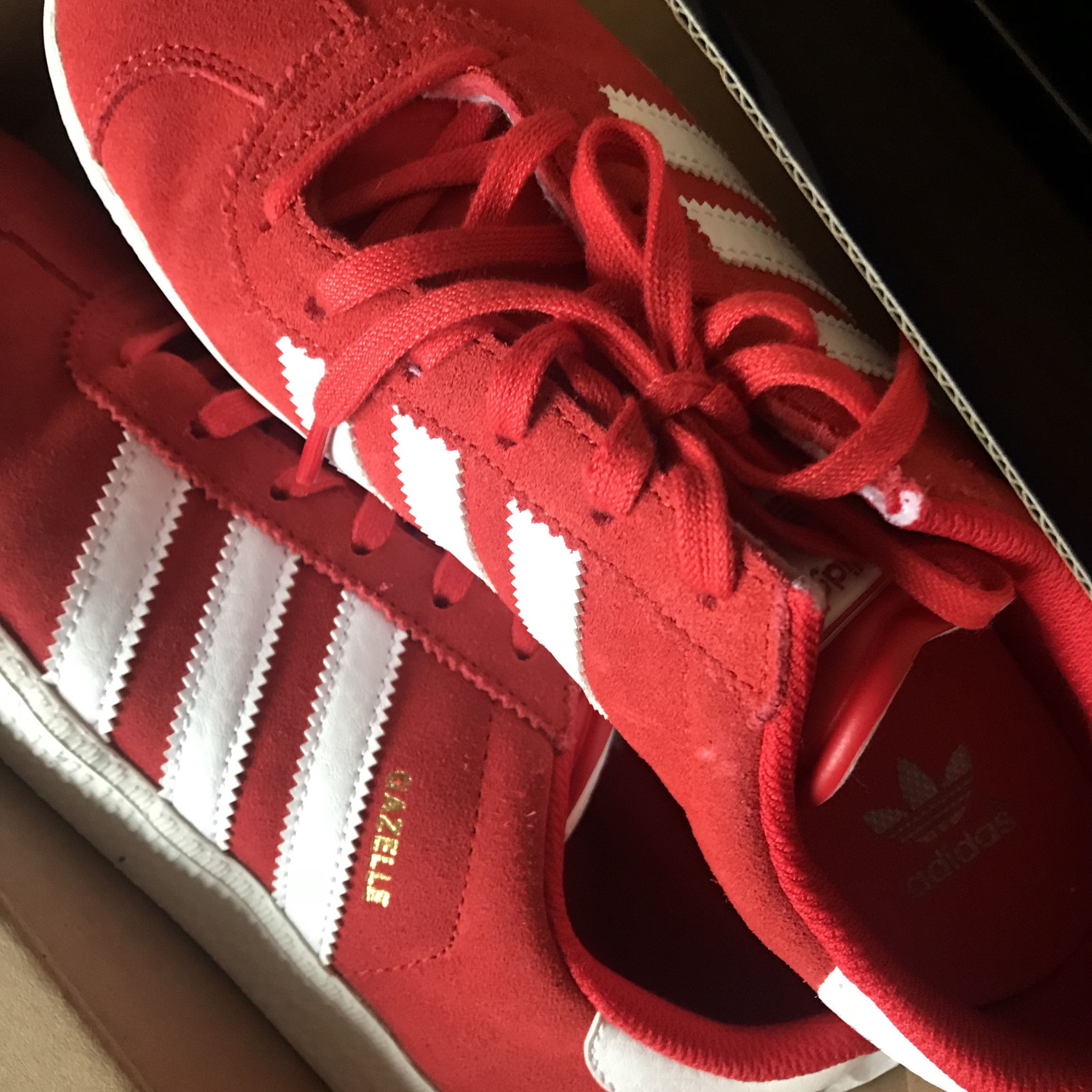 red adidas trainers junior cheap online