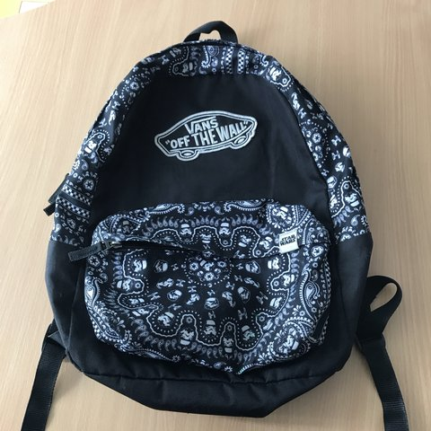 bc449d6fbc Selling cheap Very rare Vans X Star Wars bag Condition to - Depop
