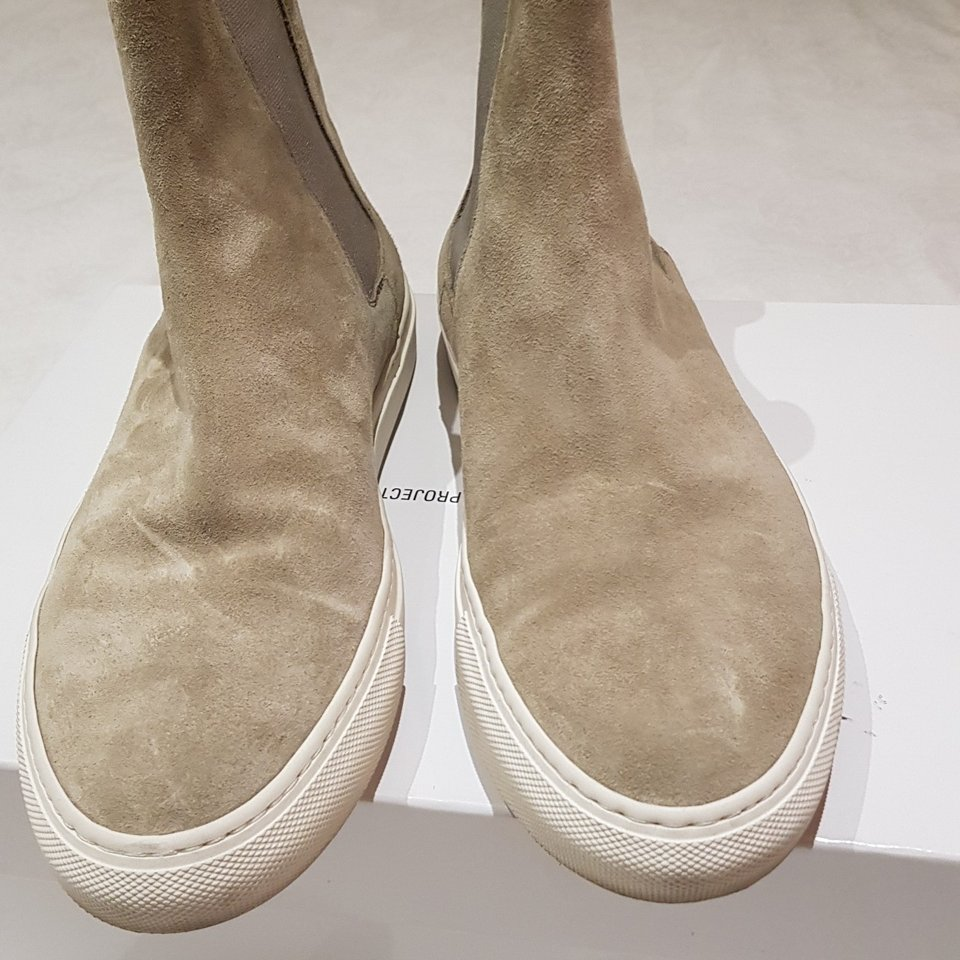 COMMON PROJECTS CHELSEA REC GREY Good