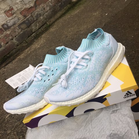 d1c4fdc39ccc9 Reserved          Adidas Ultra Boost Uncaged in - Depop