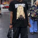 46ad6a11 Gucci Logo cotton T-shirt with. $1,325. #FREEBRITNEY COP THIS BRITNEY SPEARS