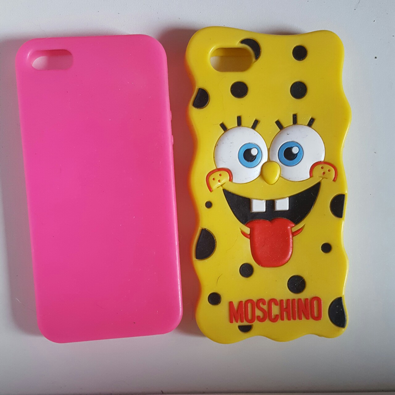 custodia iphone 5s moschino