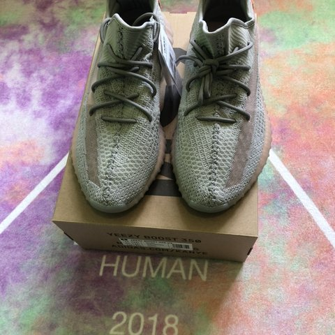 53b8b4efa0b93 TRADED Yeezy true forms 100% authentic from Yeezy with 13.5 - Depop
