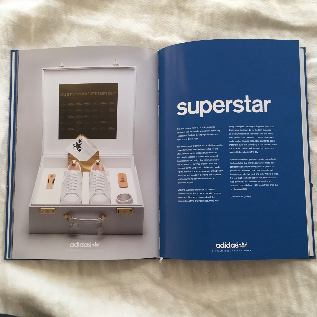 Adidas: the brand with the three stripes  The book    - Depop