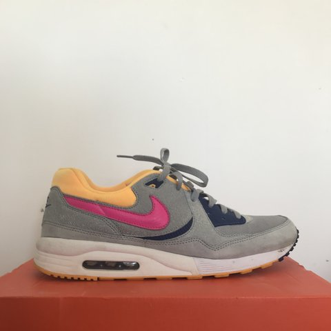 purchase cheap 2ee8c 0d0a8 @caramelised_golf. 3 months ago. Brighton, United Kingdom. Nike air max  light LE B, Size? Exclusive. Cement pack ...