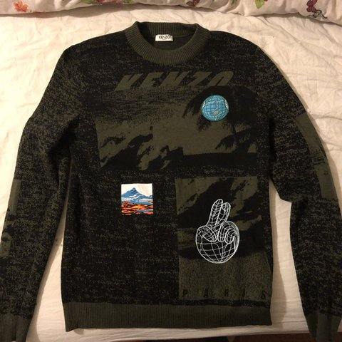 ade62938 @danjohnson12. 2 months ago. Hounslow, United Kingdom. Kenzo jumper size  medium immaculate condition worn only a few times