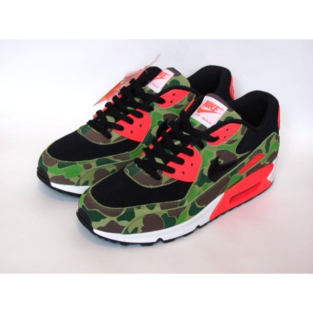 detailing 2fd41 05cad  kadopark. 5 years ago. Leicestershire, United Kingdom. Introducing the  atmos exclusive Nike Air Max 90 Premium Camo ...
