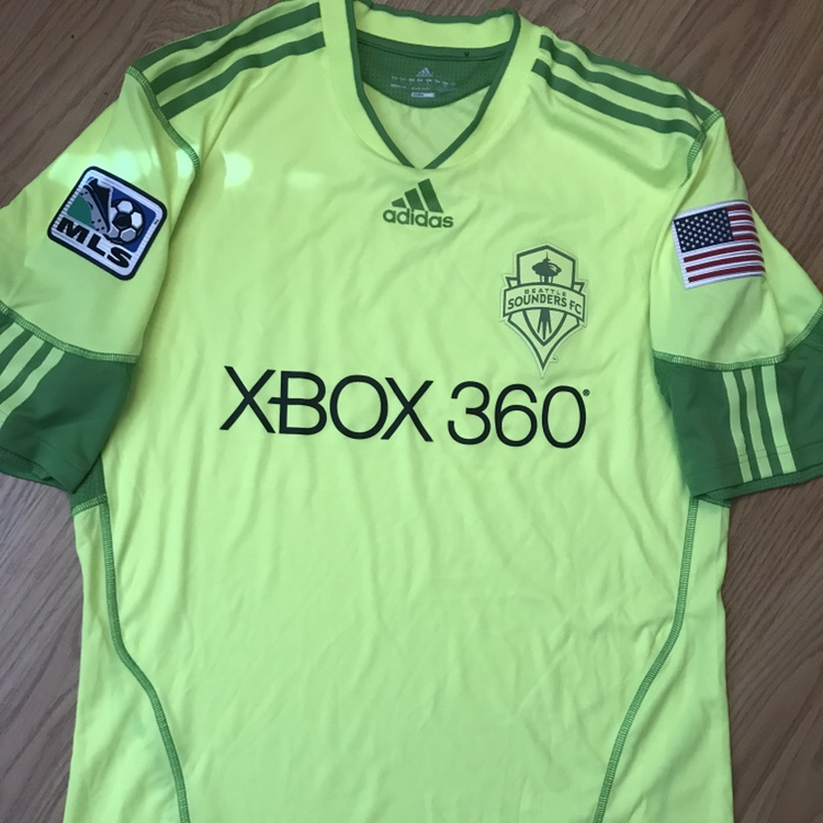 check out 70447 63c65 DOPE ADIDAS SEATTLE SOUNDERS FC JERSEY GREAT ...