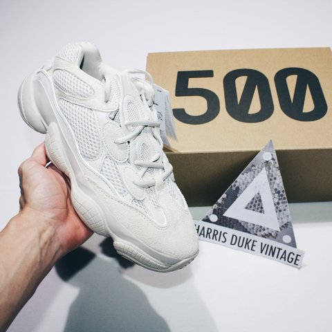 556dbf304  harrisdukeuk. 10 months ago. United Kingdom. Adidas Yeezy 500 Trainers  Blush Desert Rat - UK 8 ...