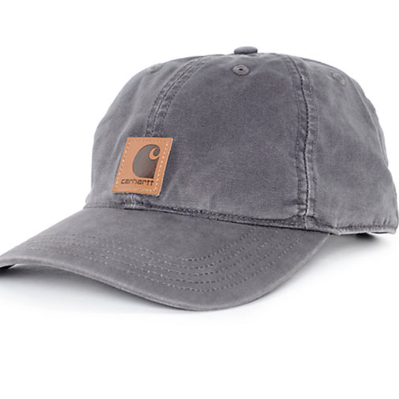 Never worn Carhartt dad hat from Zumiez. Originally  28! Has - Depop ffafdaceec1