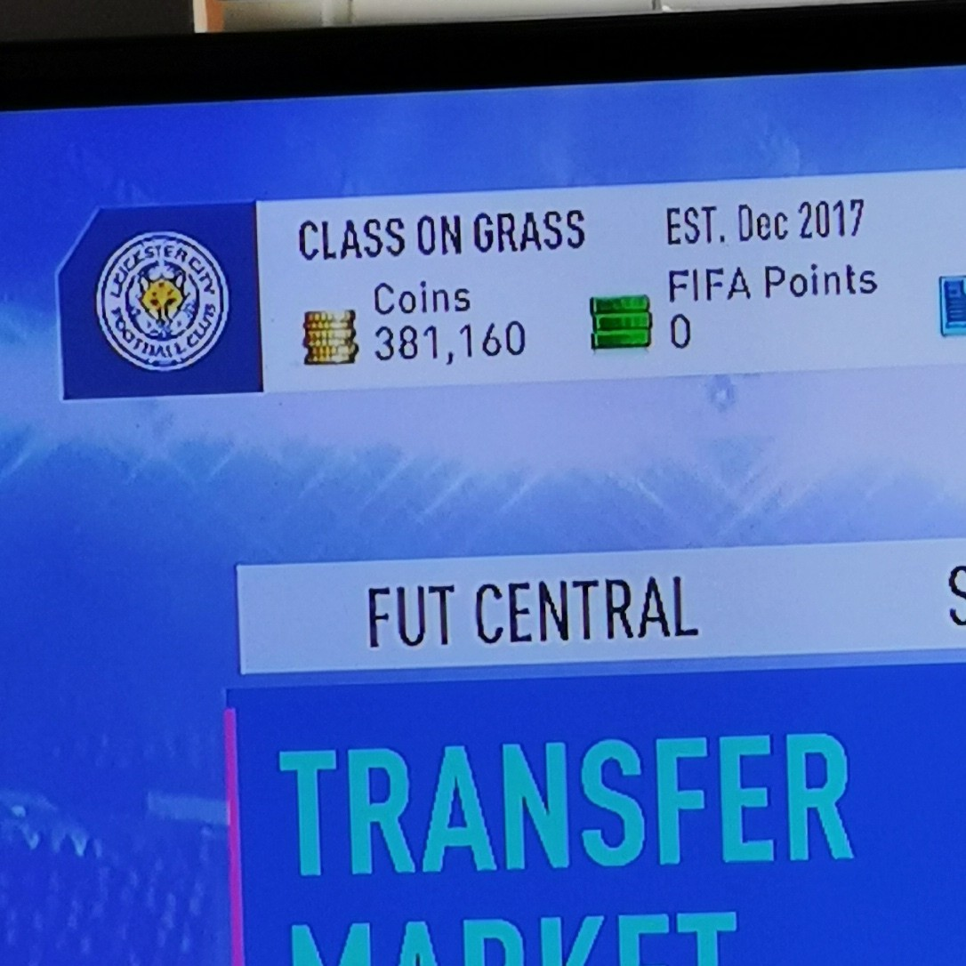 Xbox FIFA coins for sale £7 per 100k Message me for    - Depop