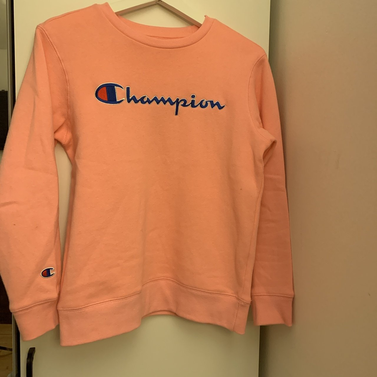 4489f018a Brand new w/o tags more neon pink in person This is a in - Depop