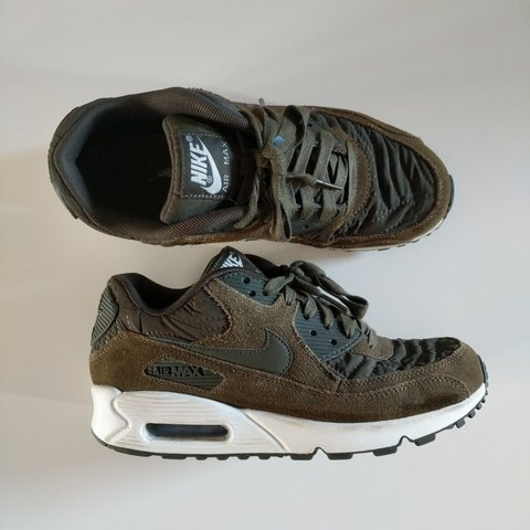 buy popular 1b34d 514cb  tobaccotoes. last month. Stafford, Staffordshire, United Kingdom. • Nike  AirMax 90s • Olive green