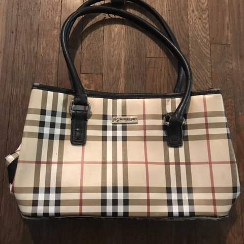 "c548b092d43 ""Burberry"" Purse Im not sure if this purse is real or fake a - Depop"