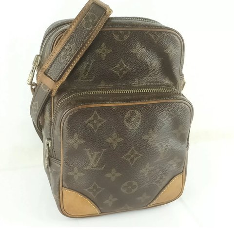 186890884909 STEAL!  Louis Vuitton Amazon Crossbody Bag. Please check on - Depop