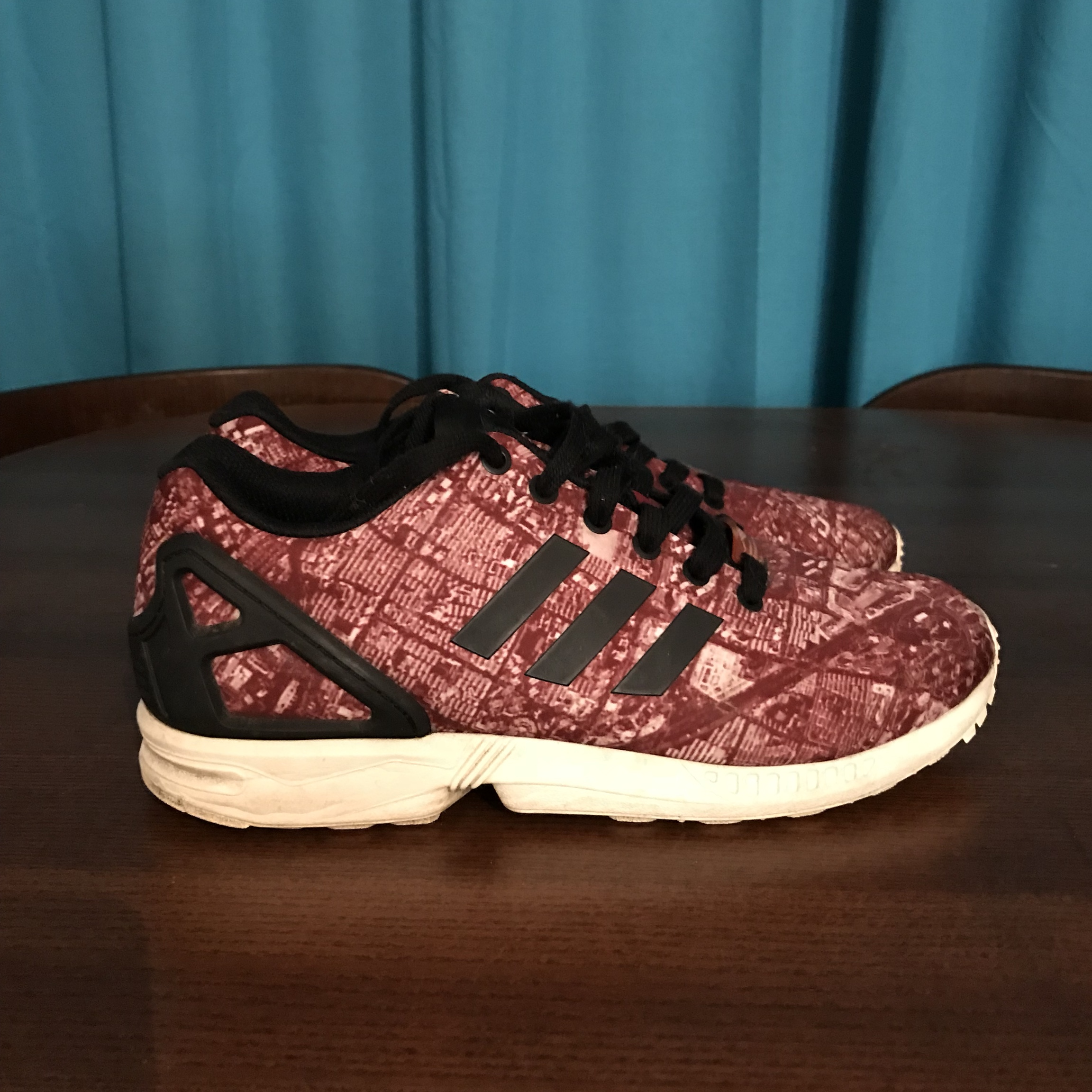 newest 2348f 088a2 Adidas ZX Flux 'Shanghai' Limited to 250 pairs... - Depop