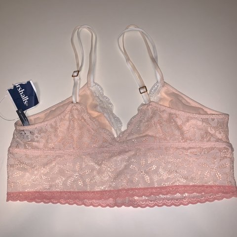 b20820fdf54 BRAND NEW  Peachy Aerie lace bralette in a size Medium. I - Depop