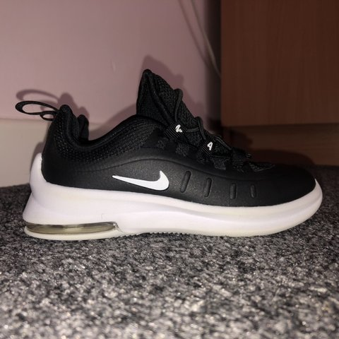 919ce70cb1 @alexnvicky. 2 months ago. Liverpool, United Kingdom. Nike Air Maxis Childrens  Trainer Black UK SIZE 8.5