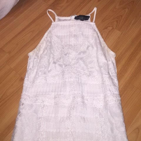 4d62f1d96594 @eleanorhawkin1. 2 months ago. Galway, Ireland. Selling this white lace high  neck dress ...