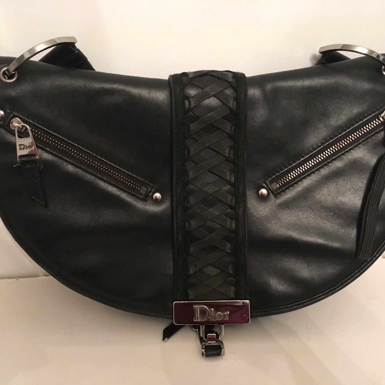 PRICE DROP AUTHENTIC Christian Dior bag 2a601a341d644