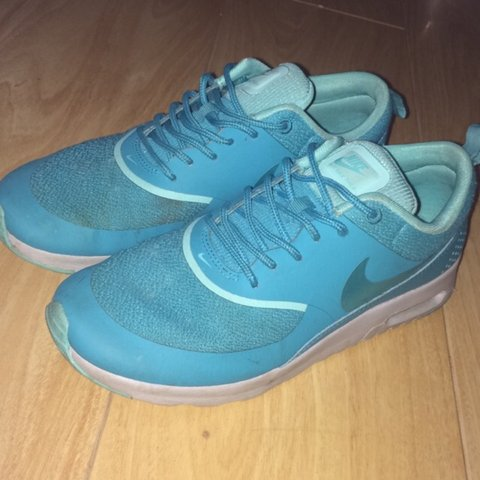 7c293b7586 Nike air max theas✓ wore about 5 times pretty good bought 5 - Depop