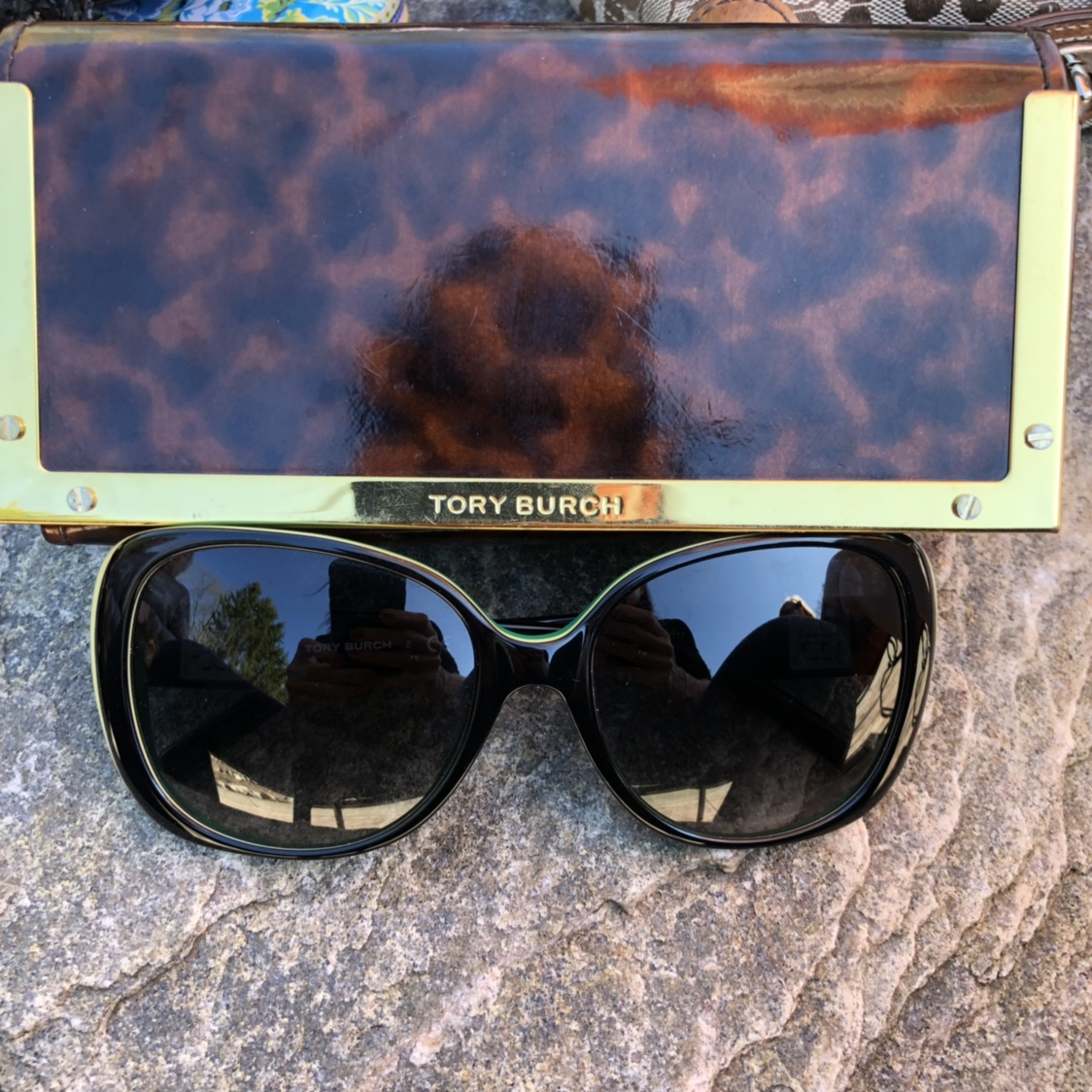 1ce6a385456a lvannstyle. New York, United States. NWOT Tory Burch Sunglasses. Never Worn.