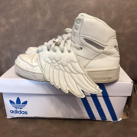 check out 4d041 acdbd  bbrreezzyy. 28 days ago. Napoli, Italia. Adidas Jeremy Scott wings gid