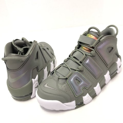 best service daf92 bf6e3  lcheckai. 11 days ago. Watertown, United States. Nike Air More Uptempo  Iridescent Shoes