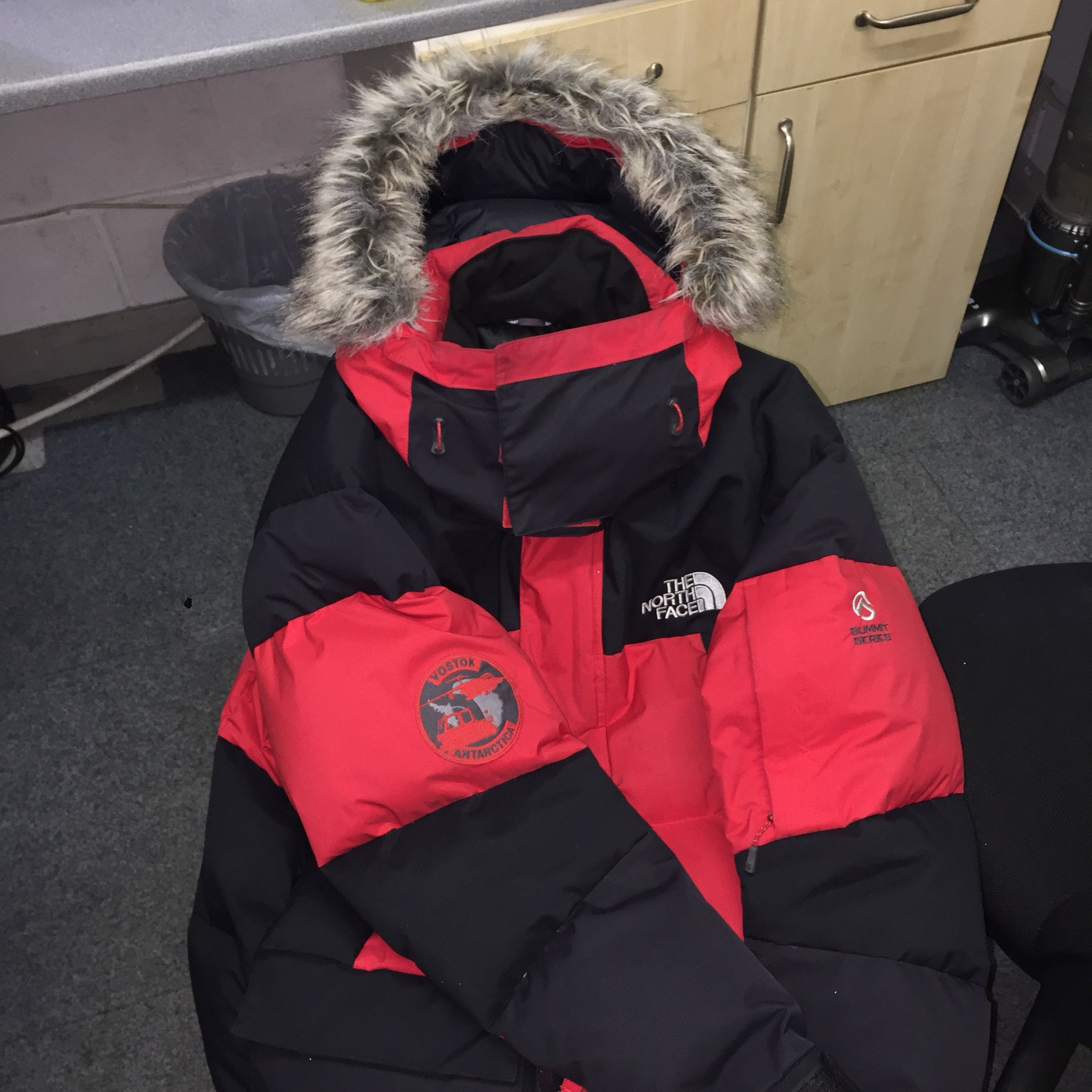 Vostok Depop for £450810 The Face North ParkaBought vgyb7fY6