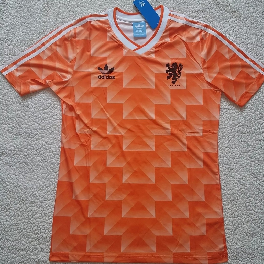 Adidas Originals Holland 88 world cup shirt. Brand Depop