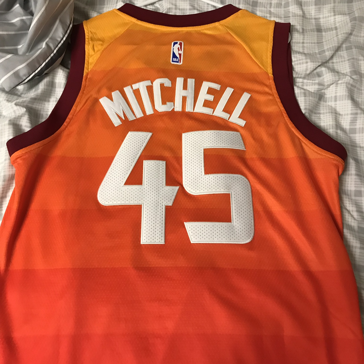 newest collection 015da 58611 Donovan Mitchell city edition Utah jazz jersey!... - Depop