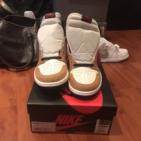 847f2b2de169 Air Jordan 1 Rookie Of The Year. Brand new with box and Will - Depop